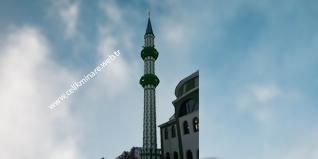 Minareler, ezan okumak ve sesi çevreye yayabilmek amacıyla camilere bitişik ya da ayrı yapılan, bir ya da birkaç balkonu (şerefe) bulunan kule biçimli yüksek yapılardır.