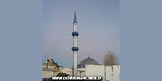 Camilerimizin olmazsa olmazları arasında yer alan minarelerimiz inşatında demir, harç, kum gibi birçok malzemeler kullanılırdı.