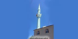 Bu firmalar öncelikle ülkemizde ürettikleri çelik minarelerle referanslarını oluşturduktan sonra şimdi de dünya çapında üretim yapmaktadırlar.