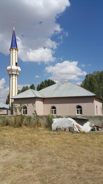 Çelik Minare Ağrı Patnos Merkez