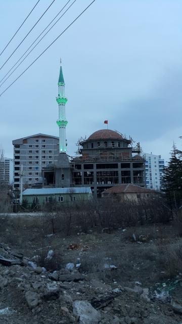 Çelik Minare Ankara Mamak Ege Fazilet