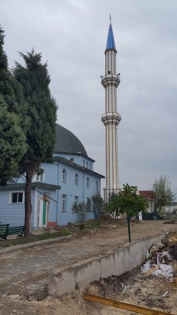 Çelik Minare Bilecik Merkez Şeyh Edebali