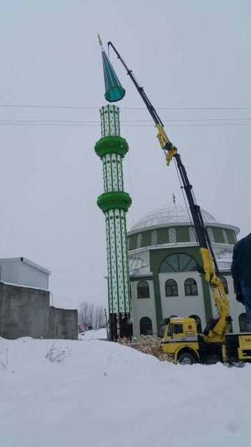 Çelik Minare Çeşitli