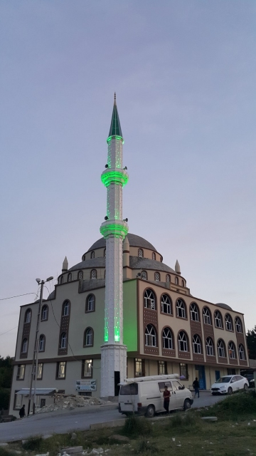 Çelik Minare İstanbul Arnavutköy