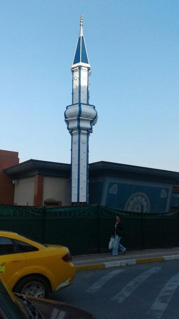 Çelik Minare İstanbul Bahçelievler
