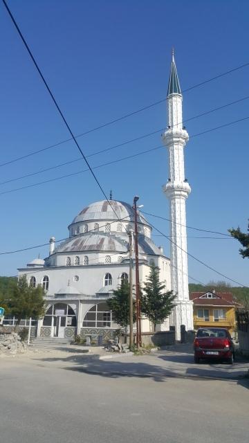 Çelik Minare İstanbul Çatalca