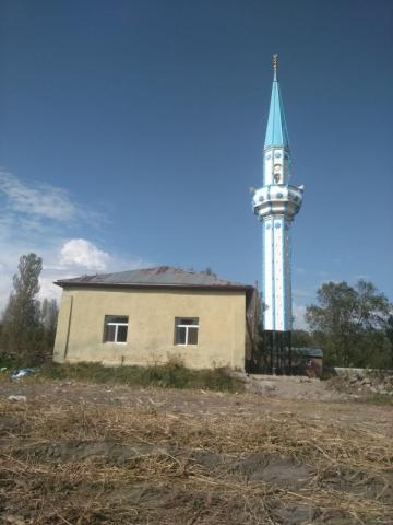 Çelik Minare Kars Akkaya
