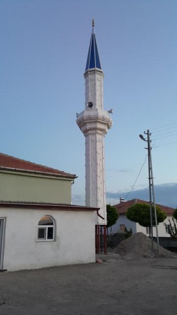 Çelik Minare Konya Ereğli Belkaya