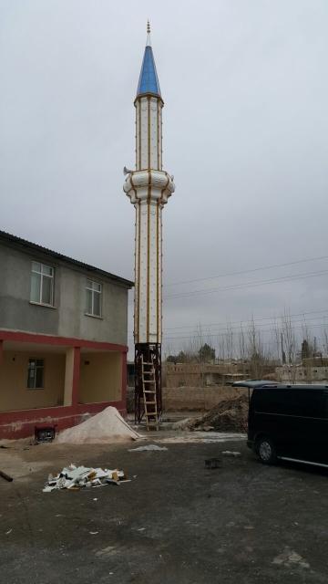 Çelik Minare Şanlıurfa Merkez Tepealtı Mah