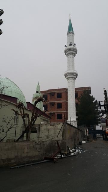 Çelik Minare Siirt Merkez Barış Mah Çelik