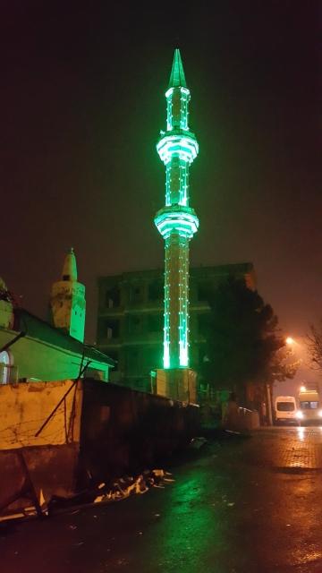 Çelik Minare Siirt Merkez Barış Mah