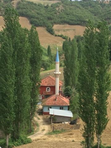 Çelik Minare Uşak Eşme