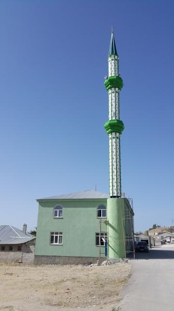 Çelik Minare Van Merkez Seyran Tepe Mah 1
