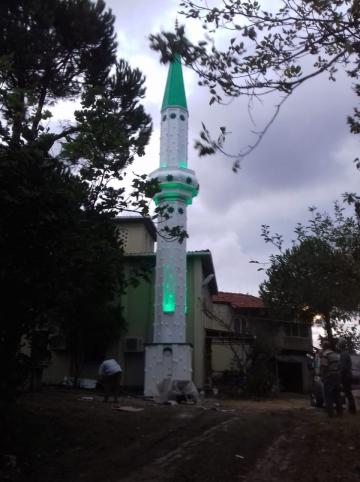 Çelik Minare Zonguldak Alaplı